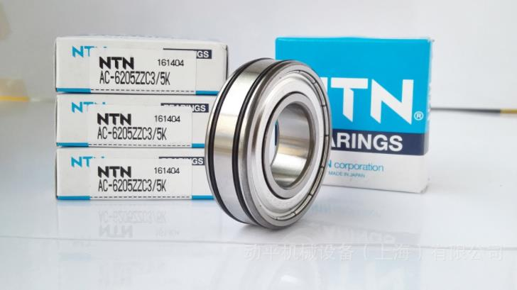 Japan NTN Bearing Imported AC-6205ZZC3 5K Outer Ring with O-Ring Deep groove ball bearings