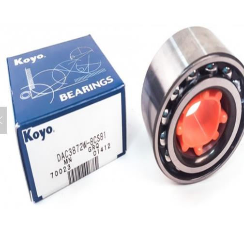 koyo DAC3872w-8cs81 wheel hub bearing rolamentos automotivos made in Japan