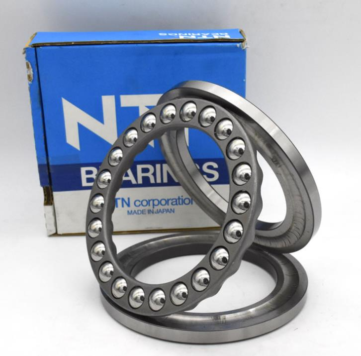 Japan NTN Thrust Ball Bearing 51122 with size 110*145*25MM
