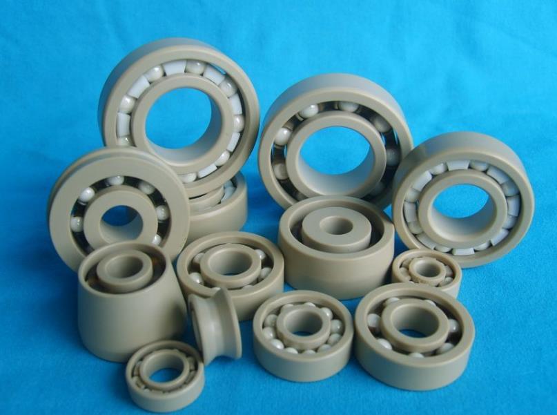 4 China bearing manufacturer:Plastic Bearings
