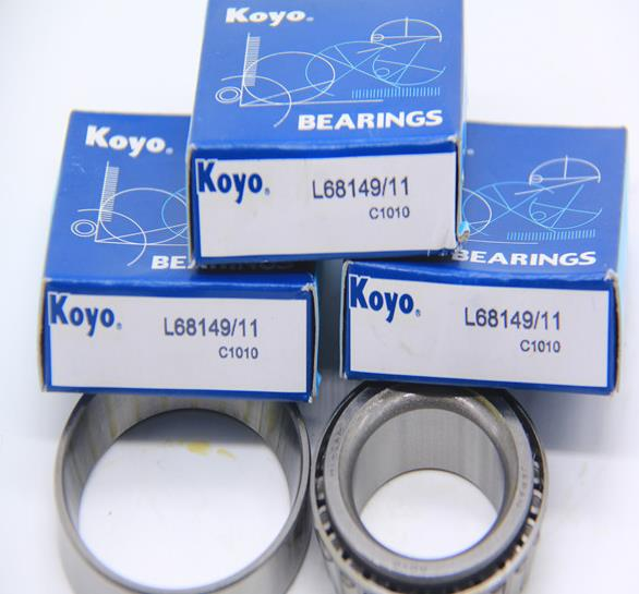 Japan KOYO Bearing L68149/11 Tapered Roller Bearing Hot Products