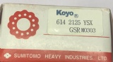 Japan KOYO imported eccentric bearing 6142125YSX