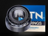 Long Life Inch taper roller bearing NTN 28584 28521 With High Quality