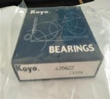 KOYO ball bearings 4208 2rs double row deep groove ball bearing 4208 zz 2rs
